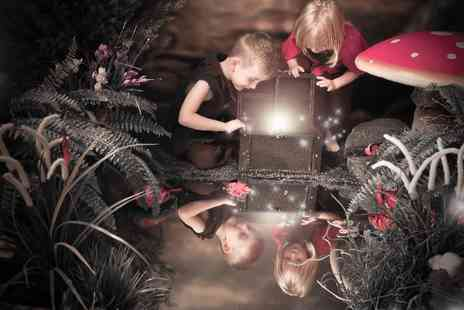 Wild Ginger Photography - Fairy and elf photoshoot - Save 95%