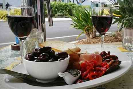 Oriental Nights - Tapas and Wine for Two or Four - Save 49%