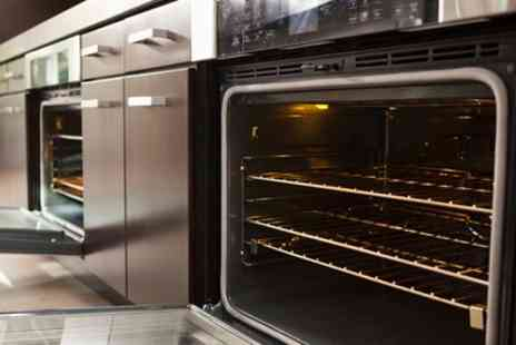 Top Oven Cleaning - Full Oven Cleaning with Optional Hob Cleaning - Save 24%