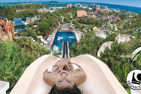 Worldwide Tours & Travel - Two to Five Night All Inclusive Stay With Flights & Siam Park Entry - Save 35%