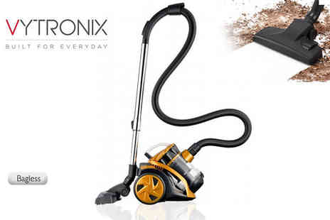 Direct Vacuums - Vytronix bagless vacuum cleaner - Save 52%