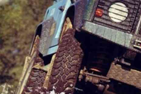 True Grip - Two Hour Off Road Driving Experience For Two - Save 55%