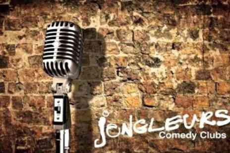 Jongleurs Comedy Club - Two, four or six tickets to Jongleurs Comedy Club - Save 42%