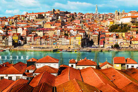 Holiday Inn Porto Gaia - Four Star Romantic Riverside Stay For Two - Save 46%