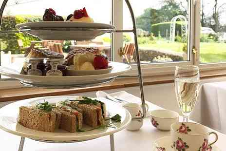 The Lordleaze Hotel - Afternoon tea for two including a bottle of Prosecco - Save 45%