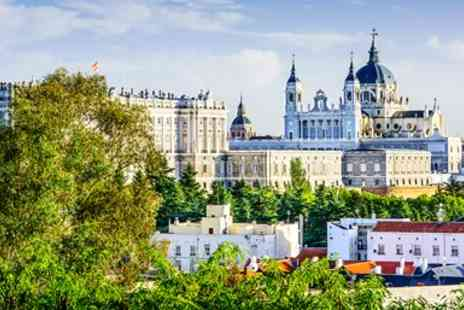 Travel Interaction - Madrid Deluxe 3 Night 4 Star Break - Save 0%