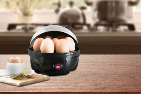Home Empire - Egg boiler and poacher - Save 80%