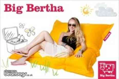 Buyyourbeanbags.co.uk - Two extra large Heffer bean bag - Save 73%