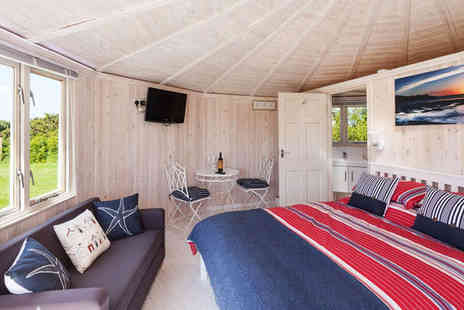 Coastal Cabins - Cosy Glamping Experience in the North Devon Countryside - Save 20%