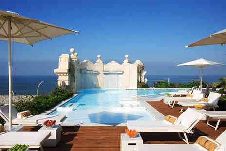 Grand Hotel Principe di Piemonte - Four Star Prestigious Hotel Stay For Two on Viareggios Seafront - Save 75%