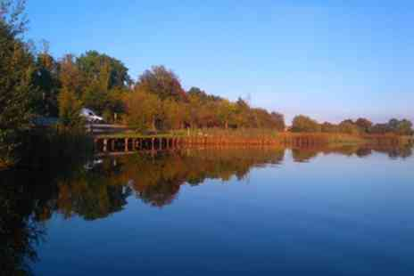 Lakeside Cottages - Three Night Self Catering Stay for Five or Eight - Save 0%