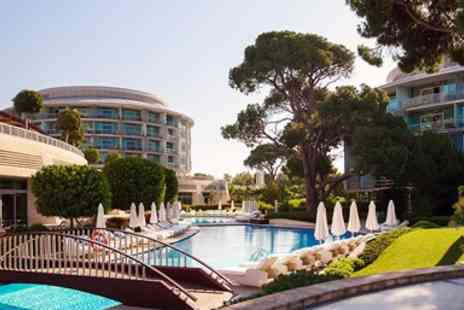 Teletext Holidays - Five Star All Inclusive Break - Save 0%