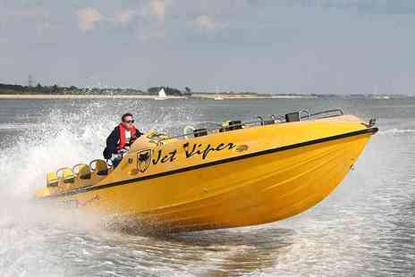 Saber Powersports - 007 Powerboat experience for one - Save 70%