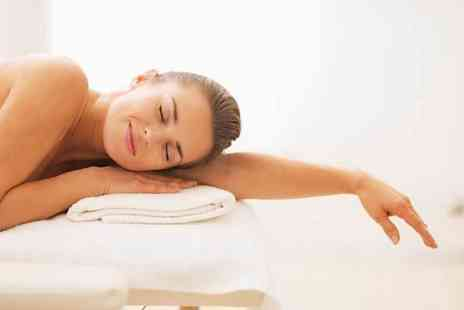 Spray Tan Angels - Aloe vera body wrap and choice of massage - Save 83%