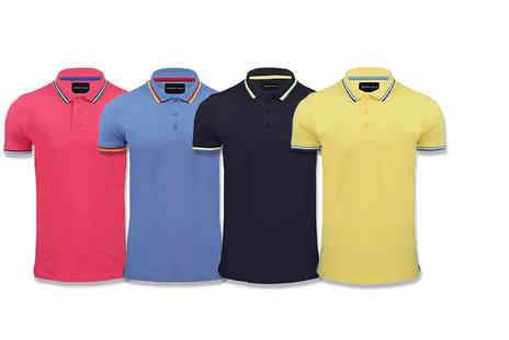 Marsel Holdings - Mens 100% cotton polo shirt choose from Four colours - Save 63%