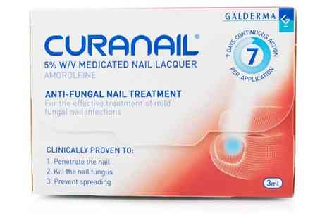 Innox Trading - Loceryl Curanail 5% Medicated Nail Lacquer 3ml - Save 40%