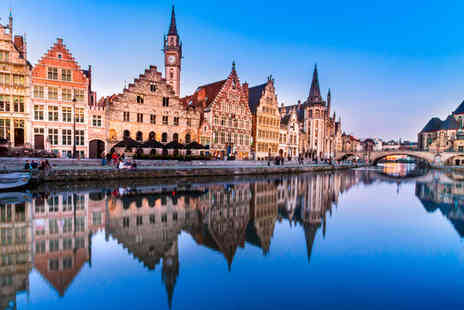 Hotel Rosenburg - Four Star Canalside Stay For Two with Eurostar Travel - Save 39%
