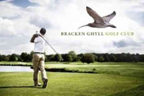 Bracken Ghyll Golf Club - Golf 18 Holes For Two - Save 68%