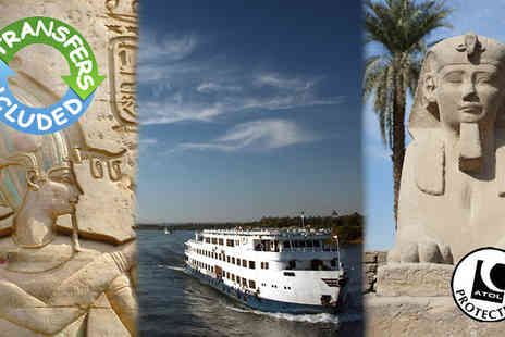 Bargain Late Holidays - Seven Night 5 Star All Inclusive Stay Plus Seven Night 5 Star Nile Cruise - Save 44%