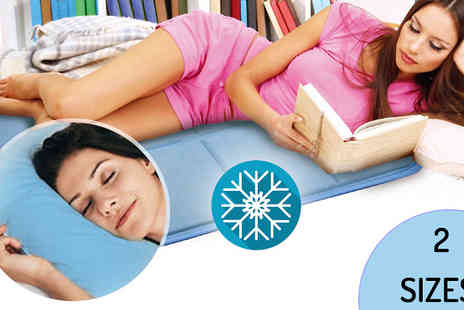 A2BShopping - Cooling Pad Mattress Topper in 2 Sizes - Save 58%