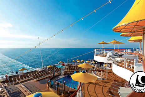 Worldwide Tours & Travel - Three to Seven Night Cruise & Optional 4 Star Barcelona Stay - Save 25%