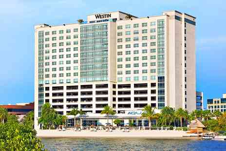 Westin Tampa Bay Hotel - Tampa 4 Star Hotel Stay - Save 0%