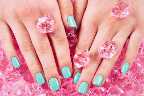 The Beauty Room - Gel manicure - Save 50%