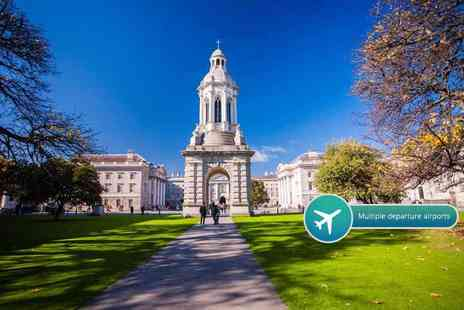 Tour Center - Two night Dublin city break at Academy Plaza Hotel with flights - Save 28%