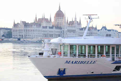 Tour Center - Two or three night 4 Star Budapest yacht break with breakfast and flights - Save 34%