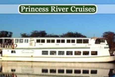 Princess River Cruises - River Tees Boat Ride For Two People - Save 53%