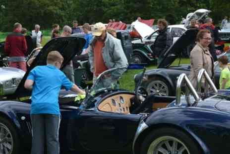 Gemini Events - Hampshire Classic Motor Show on 13 August - Save 38%