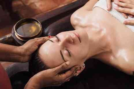 Tigeez Hair & Beauty - 45 minute facial with a 15 minute Indian head massage - Save 79%
