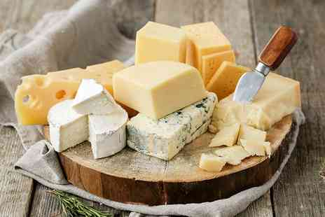 Red Letter Days - Three hour cheese making class - Save 0%