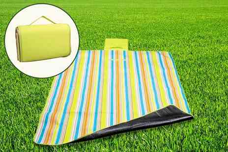 ViVo Technologies - Extra large waterproof picnic rug - Save 61%