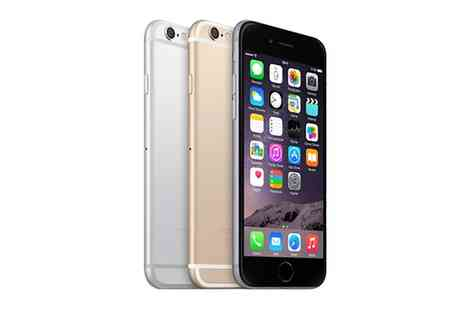 Groupon Goods Global GmbH - Certified Pre Owned Apple iPhone 6 Plus With Free Delivery - Save 17%