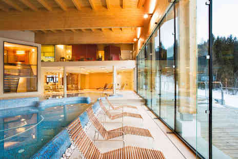Hotel Boite - Four Star Dolomite Charm with Panoramic Views Stay For Two - Save 59%