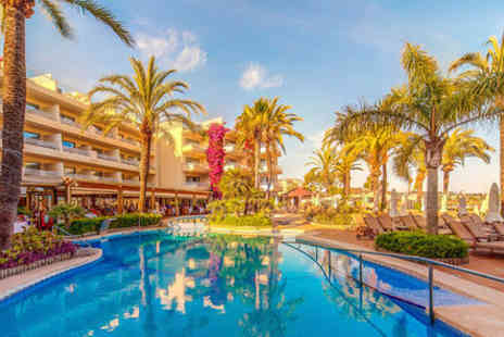 Vanity Hotel Golf - Four Star Adults Only Beachfront Hotel Stay in Port d Alcudia - Save 37%