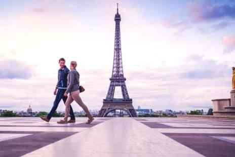 Toorsy - Up to 4 Nights at a Choice of Hotels with Eurostar Tickets and Option for Eiffel Tower Tour - Save 0%