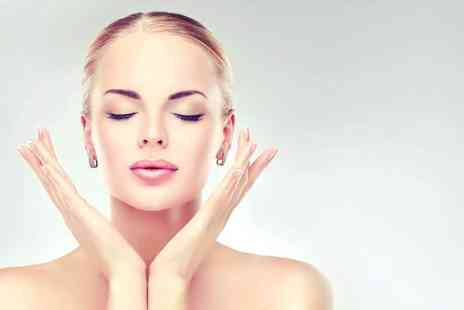 Sky Clinic - Glycolic peel facial treatment - Save 68%