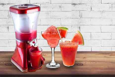 Home Empire - Retro slushy maker machine - Save 69%