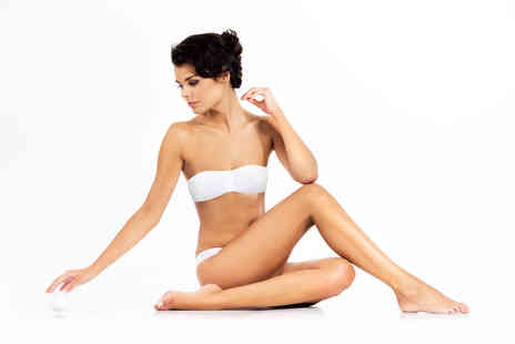 Beauty on the Spot - Six laser hair removal sessions one one, two or three area - Save 88%