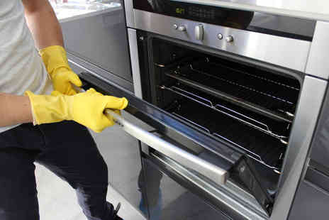 CRMS - Single , double, range or aga style oven clean - Save 64%