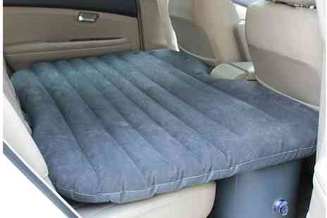 Groupon Goods Global GmbH - Inflatable Car Mattress - Save 53%