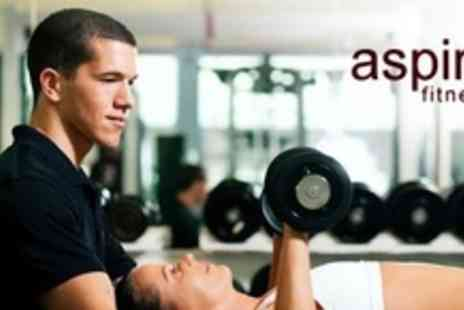Aspire Fitness - Five Personal Training Sessions - Save 61%