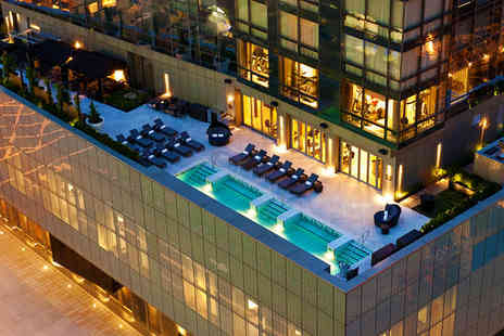 Trump SoHo New York - Five Star Contemporary Glitz in Vibrant District Stay - Save 72%