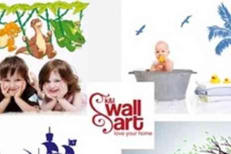 K&L Wall Art - £10 for a £20 Voucher to Spend on High Quality & Easy to Use Wall Art - Save 50%