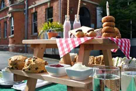 The Lincoln Hotel - Afternoon Tea & Bubbly for 2 near Lincoln Cathedral - Save 40%