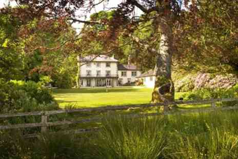 Lovelady Shield Country House - North Pennines Stay with Dinner & Paired Wines - Save 50%