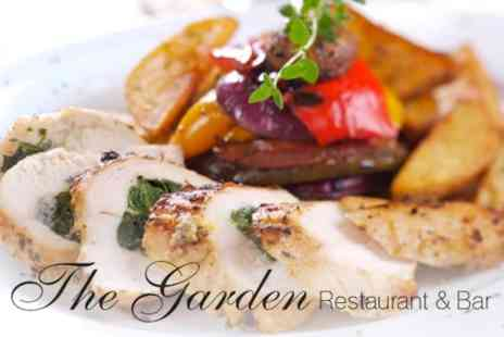 Lyncombe Lodge Hotel - Fine Dining Three Course Meal Experience For Two - Save 55%