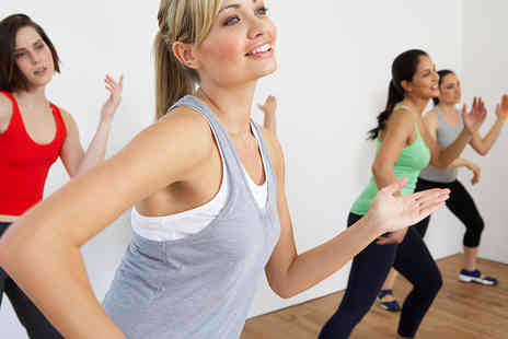 The London Dance - Five Zumba fitness classes - Save 83%